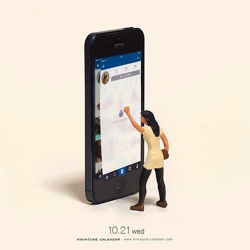14 mô hình sắp đặt ấn tượng kết hợp từ smartphone - Ảnh 25.