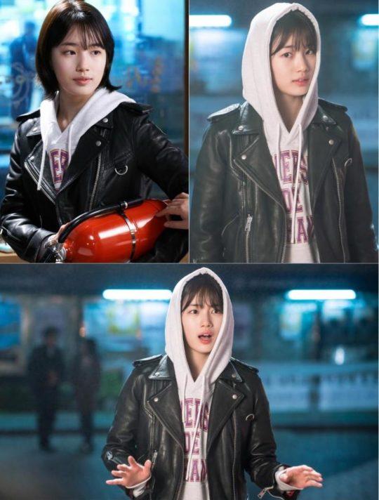 Cắt tóc ngắn ngủn, Suzy vẫn xinh và mặc đẹp trong Khi Nàng Say Giấc - ảnh 10