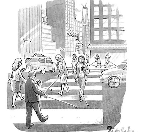 17 bức ảnh minh hoạ cho thấy con người đã nghiện công nghệ như thế nào - Ảnh 11.