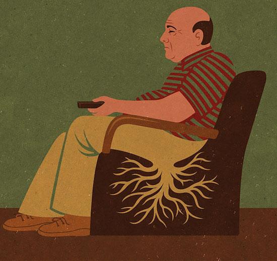 17 bức ảnh minh hoạ cho thấy con người đã nghiện công nghệ như thế nào - Ảnh 27.