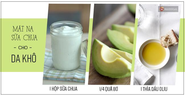1 hộp sữa chua và vài nguyên liệu sau sẽ giúp bạn xử lý tất cả vấn đề về da - Ảnh 5.