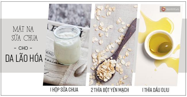 1 hộp sữa chua và vài nguyên liệu sau sẽ giúp bạn xử lý tất cả vấn đề về da - Ảnh 7.