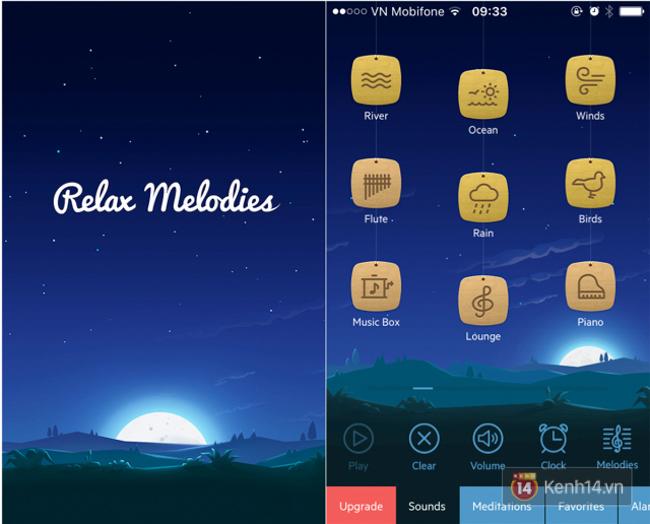 Bạn sẽ chìm vào giấc ngủ chỉ trong 15 phút với ứng dụng này, ai bị khó ngủ phải tải ngay - Ảnh 2.