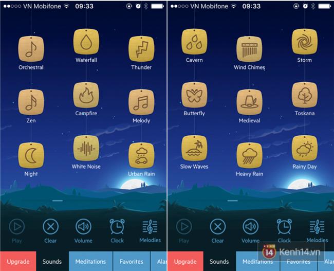 Bạn sẽ chìm vào giấc ngủ chỉ trong 15 phút với ứng dụng này, ai bị khó ngủ phải tải ngay - Ảnh 4.