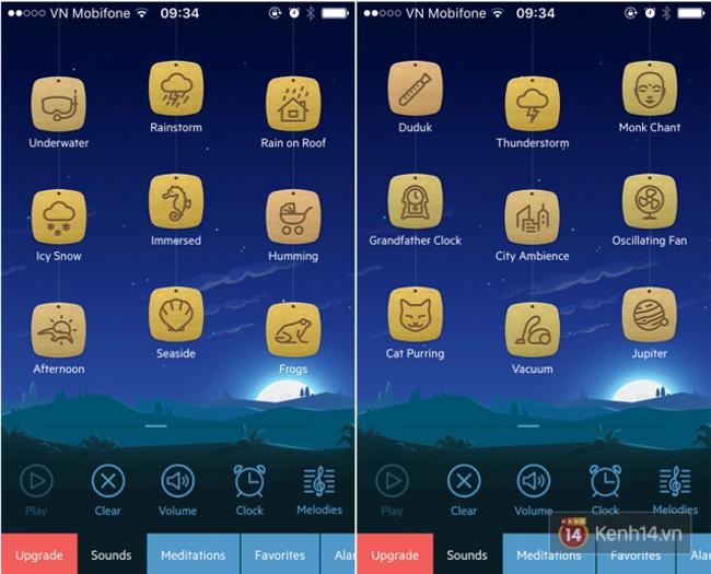 Bạn sẽ chìm vào giấc ngủ chỉ trong 15 phút với ứng dụng này, ai bị khó ngủ phải tải ngay - Ảnh 3.