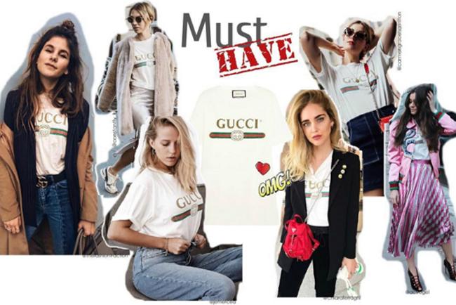 13 triệu đồng: giá chát thế mà chiếc áo thun Gucci này vẫn phá đảo đường phố như thường! - Ảnh 2.