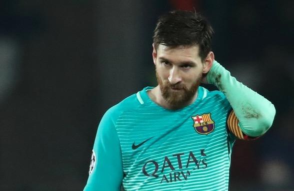 Lionel Messi và 5 trận cầu thất vọng nhất sự nghiệp - ảnh 1
