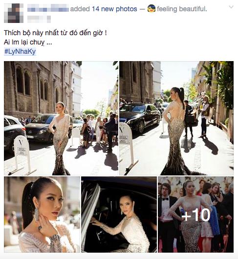 """Chiếc đầm đẹp nhất của Lý Nhã Kỳ tại Cannes: """"rẻ"""" hơn hàng hiệu quốc tế rất nhiều!"""