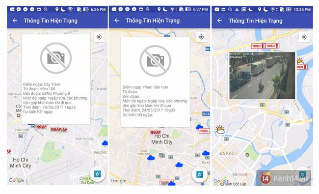 Sợ mưa ngập nặng ở Sài Gòn? Ứng dụng này sẽ giúp bạn biết nơi nào đang ngập để tránh - Ảnh 2.