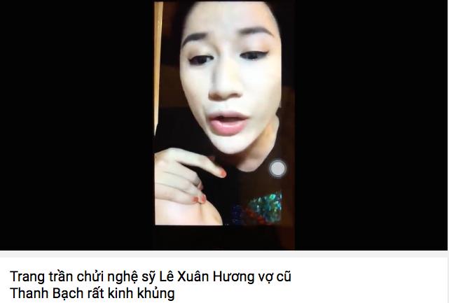 Trang Trần chửi tục - Pha Lê hùa vào cổ vũ đàn chị đánh NS Xuân Hương - Ảnh 1.