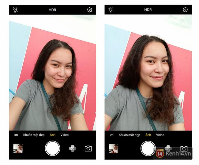 Đánh giá Vivo V5s: Thiết kế đẹp, cấu hình ổn, camera selfie 20 MP ấn tượng - Ảnh 13.