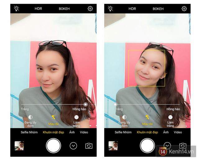 Đánh giá Vivo V5s: Thiết kế đẹp, cấu hình ổn, camera selfie 20 MP ấn tượng - Ảnh 11.