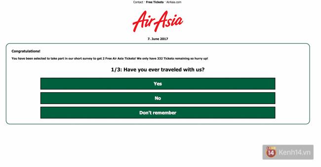 Facebook đang rộ lên trò lừa đảo tặng vé máy bay, bạn phải cẩn thận - Ảnh 4.