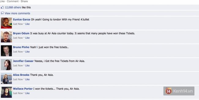 Facebook đang rộ lên trò lừa đảo tặng vé máy bay, bạn phải cẩn thận - Ảnh 7.