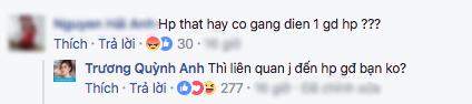 Trương Quỳnh Anh thẳng thừng phản pháo khi bị nghi đang diễn gia đình hạnh phúc