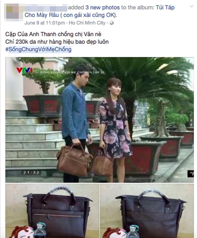"""Shop thời trang online buôn may bán đắt nhờ """"Sống Chung Với Mẹ Chồng"""" và """"Người Phán Xử"""" - Ảnh 1."""