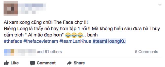 Hoàng Ku - giám khảo cool nhất The Face tập 2 tiết lộ lý do từ chối làm việc cùng Hoàng Thùy lẫn Minh Tú - Ảnh 4.