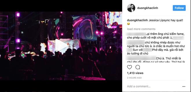Sau Rocker Nguyễn, đến lượt Trung Quân Idol lên tiếng xin lỗi vì bị fan cho rằng cạnh khoé mic 1 tỷ 3 của Jessica - Ảnh 6.
