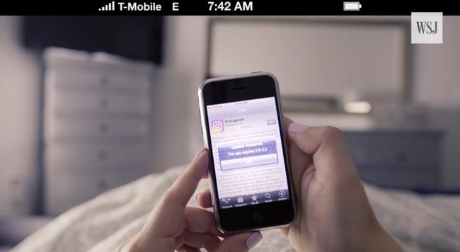 Thanh niên cứng năm 2017 mang iPhone 2G ra xài, tưởng thế nào mới nửa ngày đã dừng cuộc chơi - Ảnh 2.