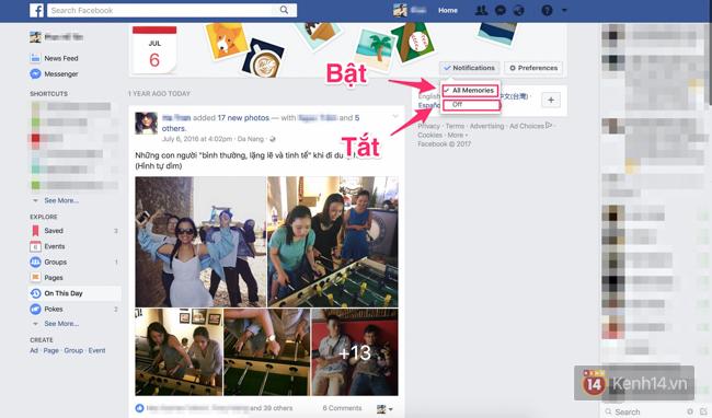 Làm thế nào để Facebook không còn nhắc lại những kỷ niệm buồn trong quá khứ của bạn hằng ngày? - Ảnh 3.
