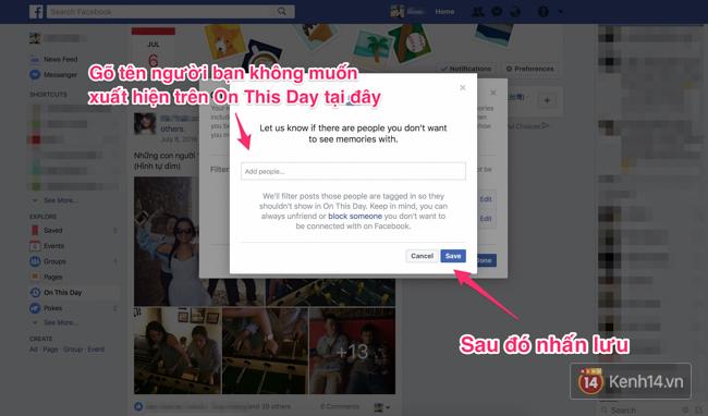 Làm thế nào để Facebook không còn nhắc lại những kỷ niệm buồn trong quá khứ của bạn hằng ngày? - Ảnh 5.