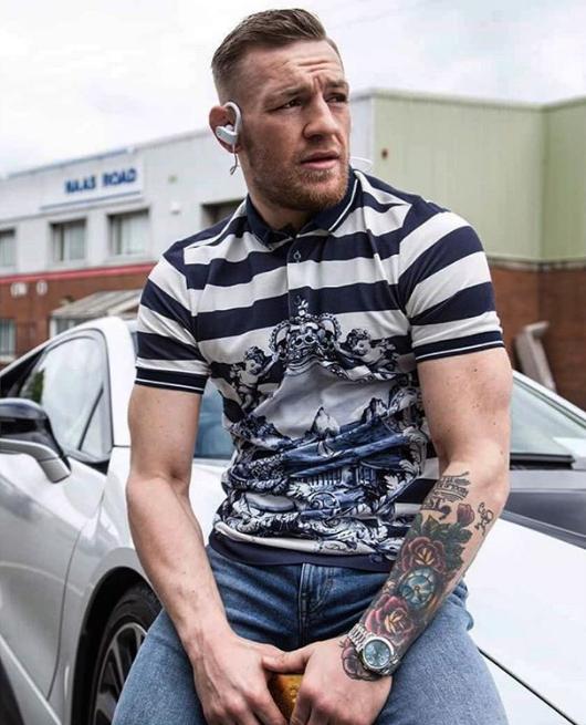 Không chỉ là võ sĩ triệu đô, Conor McGregor còn là một đầu giày hạng nặng với gu thời trang cực kỳ xuất sắc! - Ảnh 9.