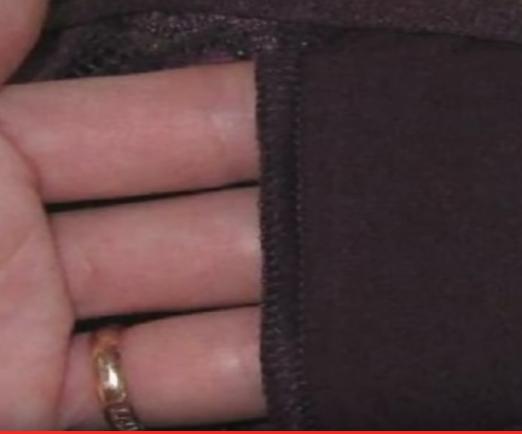 Đáy quần lót thường có một chiếc túi bí ẩn, nhưng mục đích của nó thì chẳng ai biết cả - Ảnh 1.