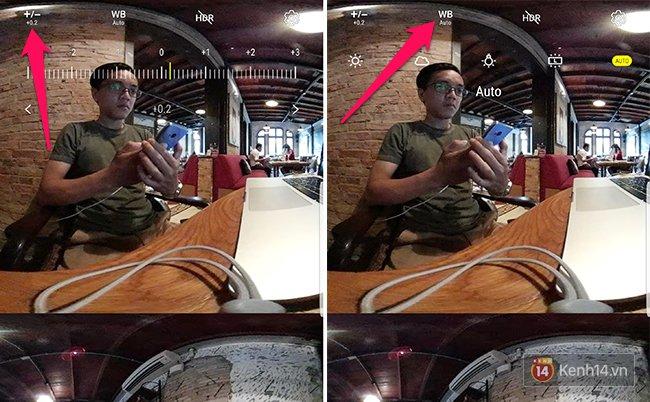 Hướng dẫn dùng Gear 360 2017 để cho ra những bức ảnh hình cầu độc nhất vô nhị - Ảnh 4.