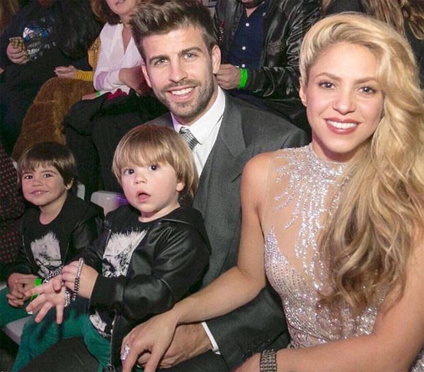 Shakira và Pique đã ra ở riêng, sắp công bố chia tay - Ảnh 1.