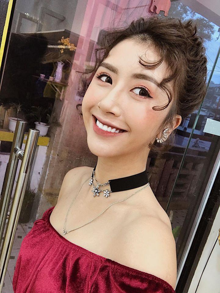 Sao Việt: Để tóc xoăn tít như Quỳnh Anh Shyn, trông Ngọc Trinh lạ lẫm ra phết!