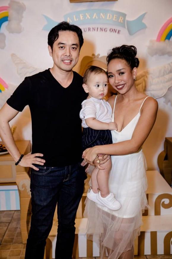 Tăng Thanh Hà mặc giản dị nhưng vẫn nổi bần bật trong tiệc sinh nhật con trai ca sĩ Thảo Trang - Ảnh 2.