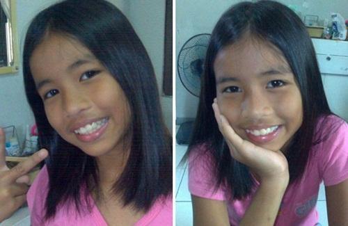 Thêm một màn dậy thì mỹ mãn của hot girl Philippines từng đen nhẻm và gầy gò - Ảnh 4.