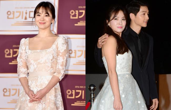 Cô dâu tháng 10 Song Hye Kyo trở lại thời kỳ đỉnh cao nhan sắc sau tin kết hôn với Song Joong Ki - Ảnh 8.