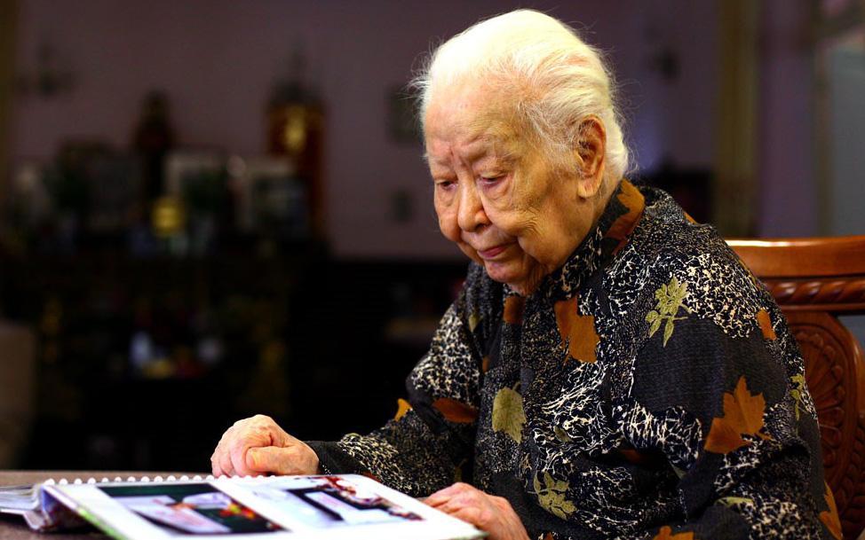Cụ Hoàng Thị Minh Hồ hiến hơn 5.000 lượng vàng cho Nhà nước đã qua đời ở tuổi 104