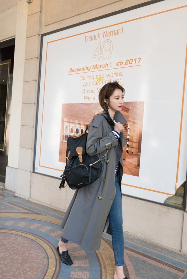 Lan Khuê diễn sâu trên phố Tokyo với áo dài, Selena Gomez tròn trịa vẫn thích mặc hở - Ảnh 15.