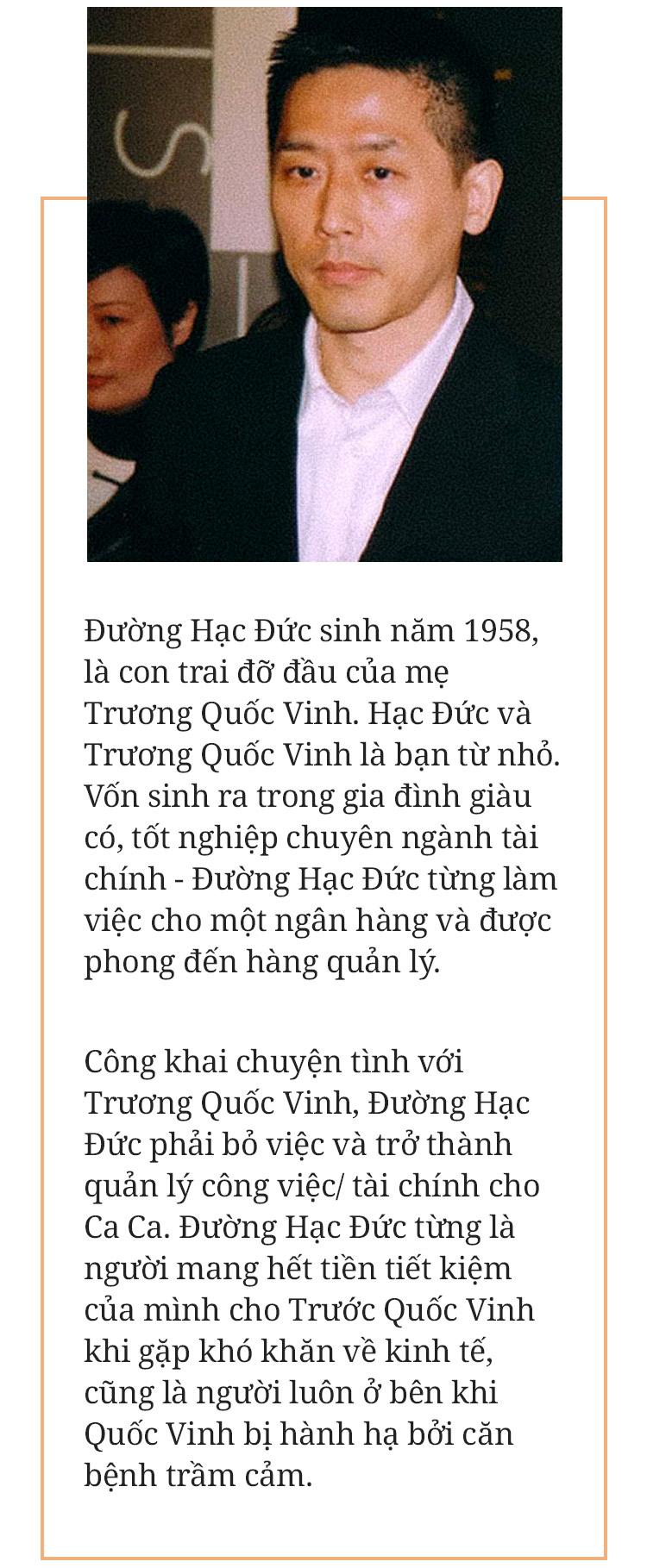 Tròn 14 năm chia ngả âm dương, nhưng mối tình đồng tính Trương Quốc Vinh - Đường Hạc Đức vẫn mãi là bản tình ca buồn bã và lãng mạn nhất - Ảnh 13.