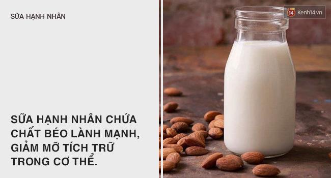 3 loại sữa phổ biến mà bạn càng uống lại càng giảm cân tốt hơn - Ảnh 1.