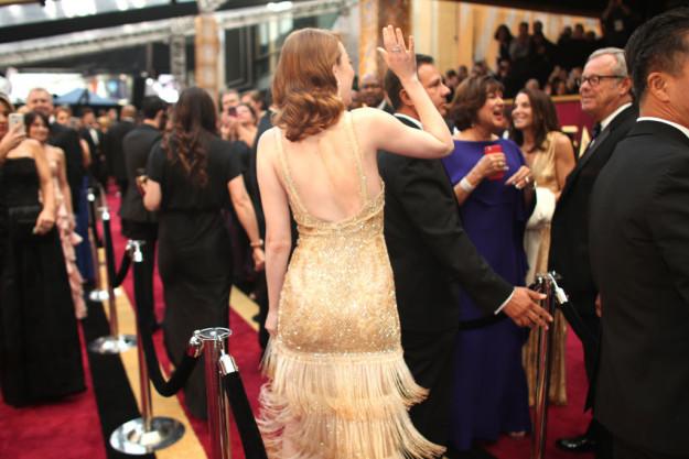 Đã thắng Oscar lại đẹp hết phần người khác, Emma Stone chính là nữ thần của đêm trao giải! - Ảnh 5.