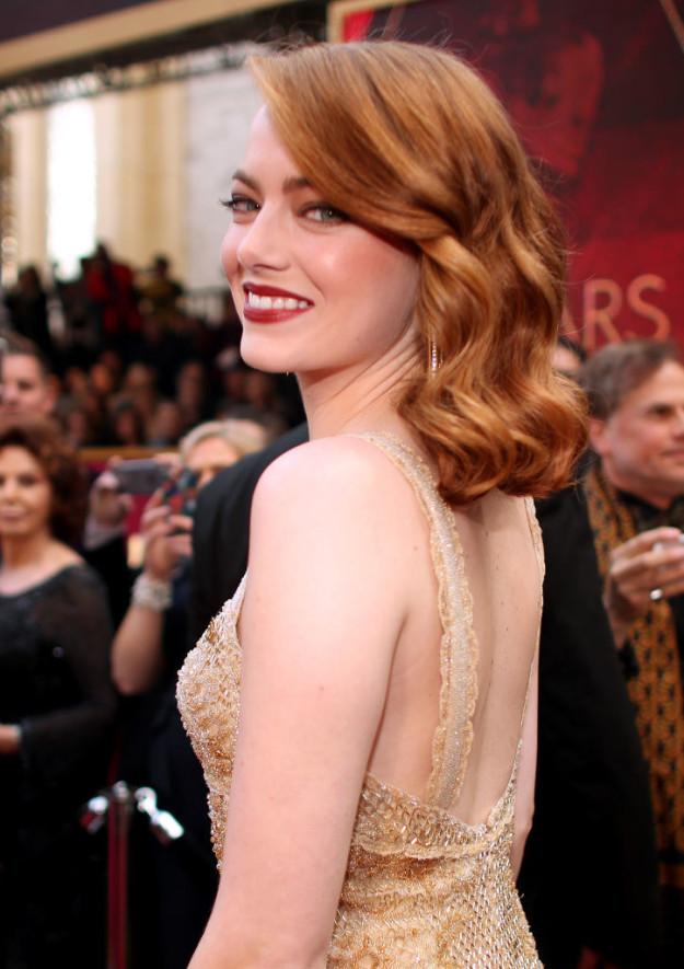 Đã thắng Oscar lại đẹp hết phần người khác, Emma Stone chính là nữ thần của đêm trao giải! - Ảnh 6.