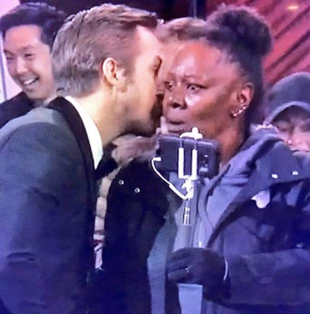 Không được giải Oscar nào, nhưng Ryan Gosling đã trở thành nhân vật được chế ảnh nhiều nhất hôm nay - Ảnh 11.