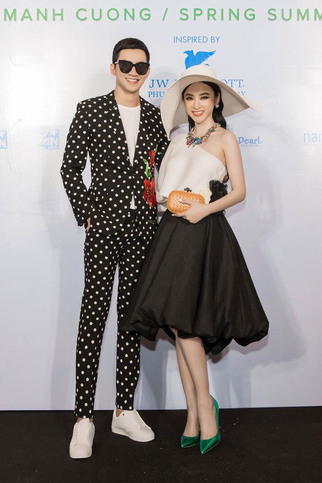 Angela Phương Trinh tới trễ hơn 30 phút trong show diễn của NTK Đỗ Mạnh Cường - Ảnh 3.