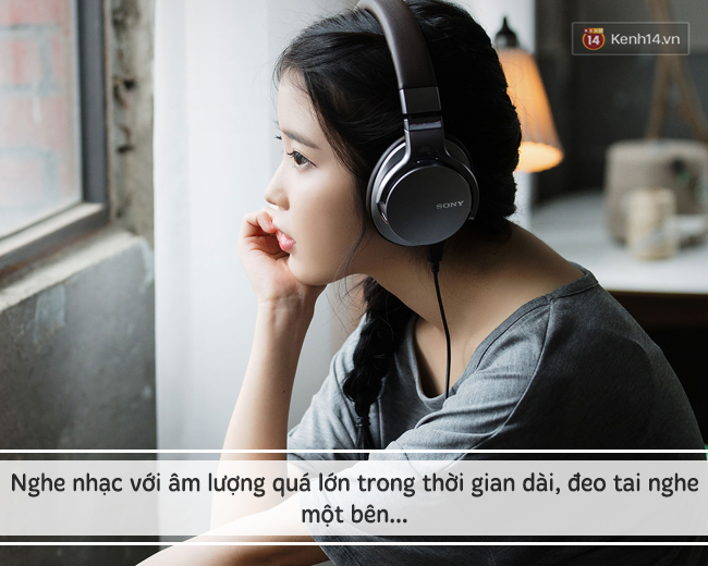 4 thói quen thường mắc phải gây nguy hại đến thính giác cần bỏ ngay - Ảnh 2.