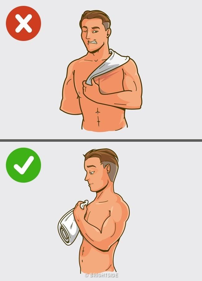 Những sai lầm khi tắm rửa ai cũng từng mắc một lần trong đời - Ảnh 9.