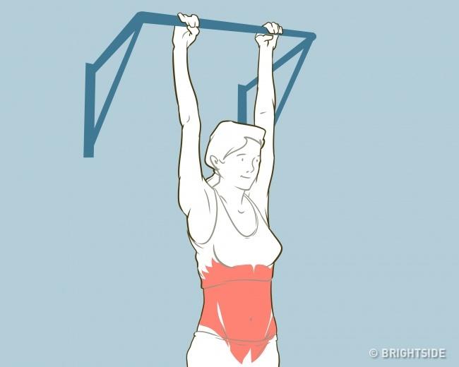 Những bài tập chiều cao giúp bạn cao lên nhanh chóng trong tuổi dậy thì - ảnh 2