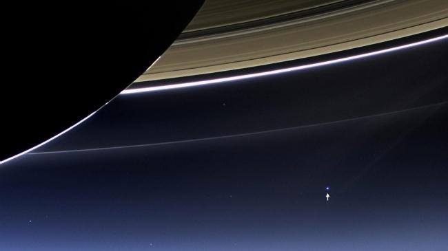 Những bức ảnh cho thấy Trái đất của chúng ta quá nhỏ bé trong vũ trụ này - Ảnh 17.
