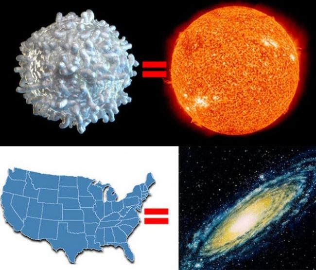 Những bức ảnh cho thấy Trái đất của chúng ta quá nhỏ bé trong vũ trụ này - Ảnh 22.