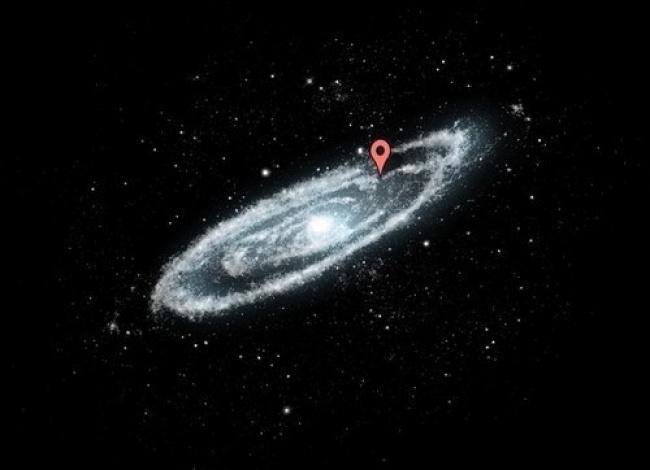 Những bức ảnh cho thấy Trái đất của chúng ta quá nhỏ bé trong vũ trụ này - Ảnh 23.