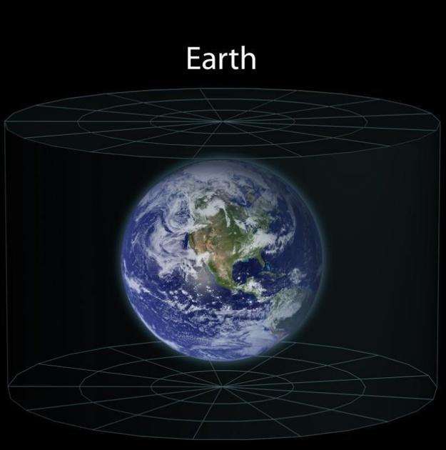 Những bức ảnh cho thấy Trái đất của chúng ta quá nhỏ bé trong vũ trụ này - Ảnh 28.