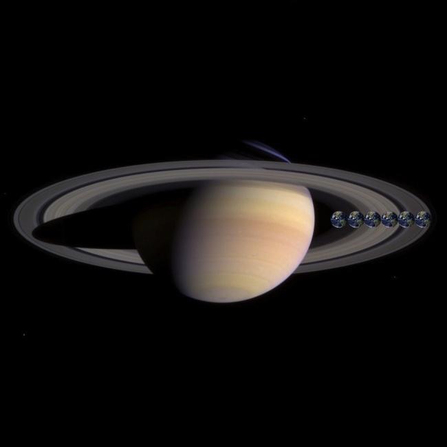 Những bức ảnh cho thấy Trái đất của chúng ta quá nhỏ bé trong vũ trụ này - Ảnh 8.