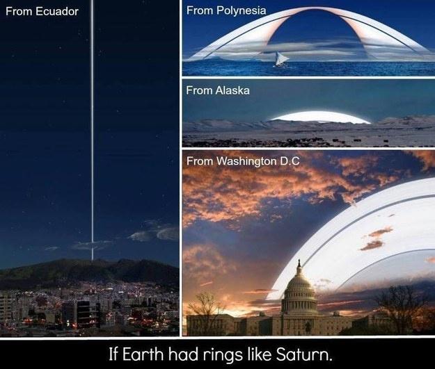 Những bức ảnh cho thấy Trái đất của chúng ta quá nhỏ bé trong vũ trụ này - Ảnh 10.